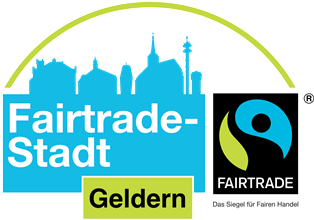 Fairtrade-Town-Geldern-Logo
