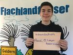 Pascal, 19, 1. Lehrjahr, Bachelor of Laws